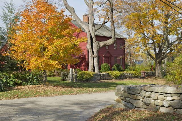 Washington Depot, Connecticut  The Connecticut towns that inspired GGs, for which I'll go to the grave denying that I secretly love. Washington Depot, New Milford, Litchfield, Kent...any and all of New England, actually. In the fall.