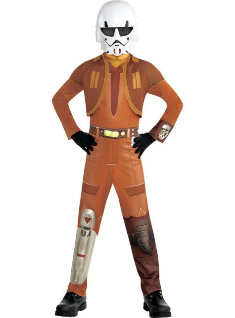 Boys Ezra Costume - Star Wars Rebels - Party City