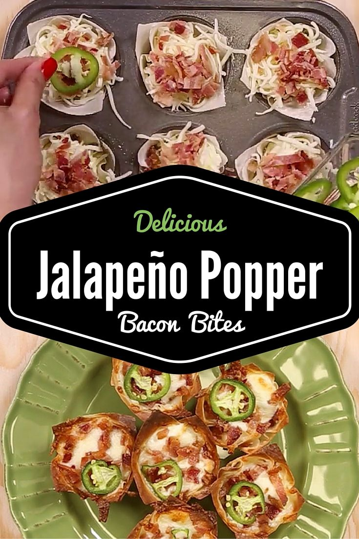 WATCH Jalapeño Popper Bacon Bites VIDEO recipe here! http://joyy.me/1WN5s8D