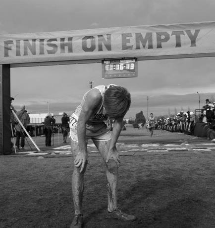 finish on empty. #fitness #inspiration