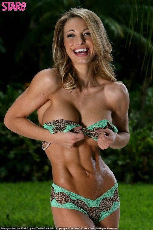 Naked hot fitness models with ripped abs — pic 6