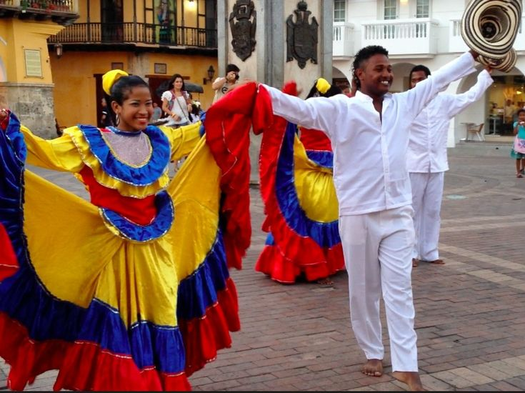 Image result for colombian dance