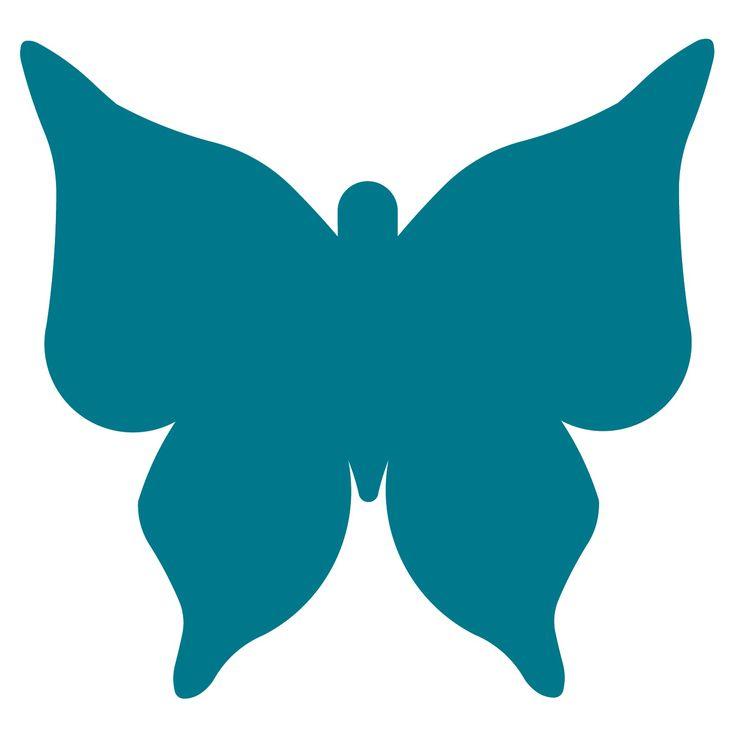 Butterfly #3 Steel-Rule Die   AccuCut Craft