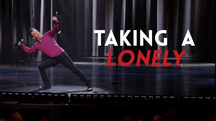 Taking a Lonely | Sebastian Maniscalco: Aren't You Embarrassed ...