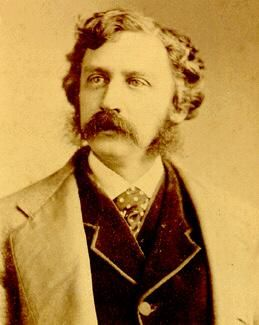 Bret Harte,Francis Bret Harte (August 25, 1836[2] – May 6, 1902) was an American author and poet, best remembered for his accounts of pioneering life in California.(wiki) .******Master of the western short story