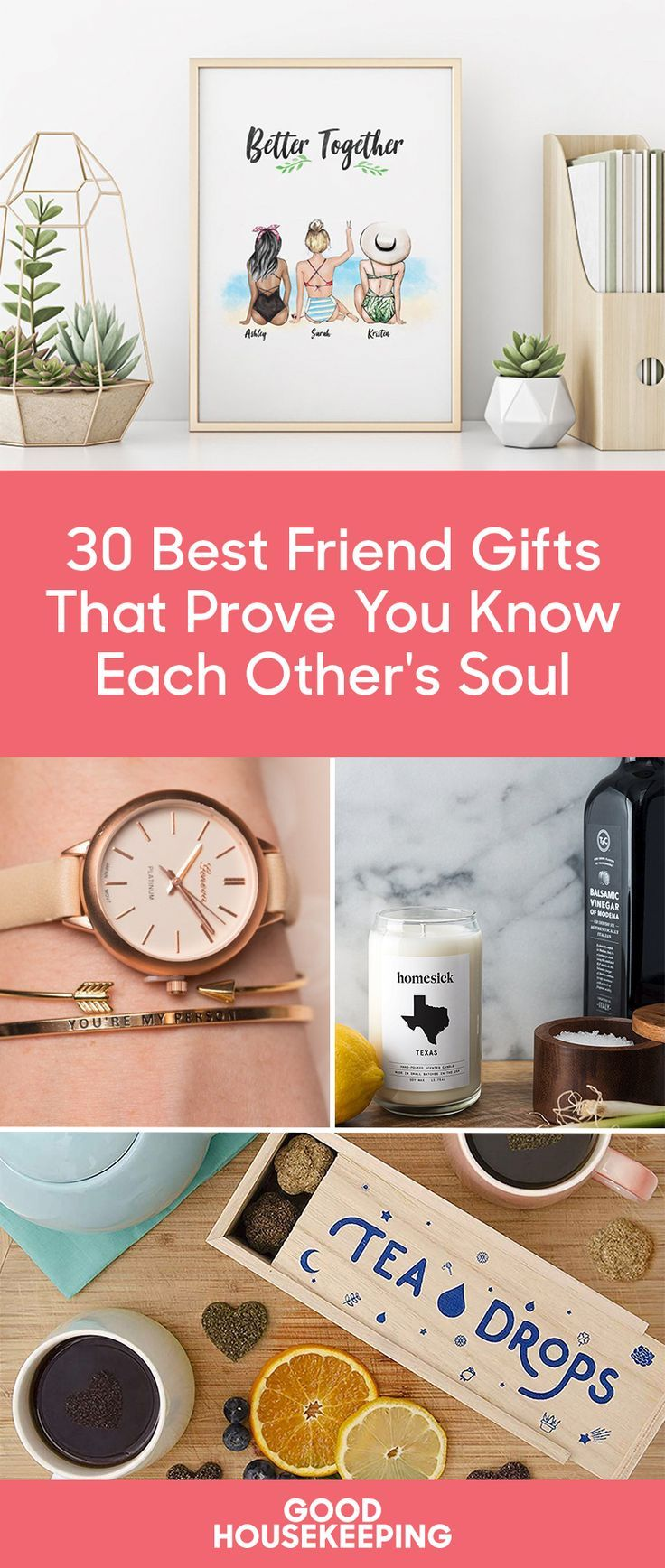 Shopping For A Present For Your Best Friend These Thoughtful
