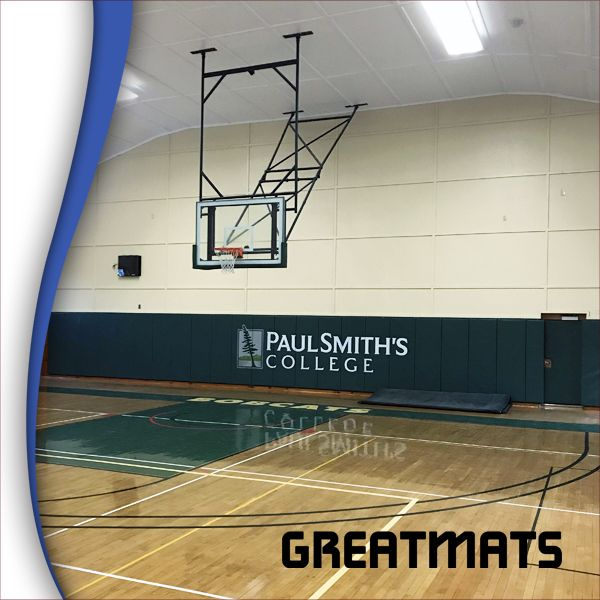 Custom Wall Pads For Gym And Basketball Workout Room Home Indoor Track Workout Rooms