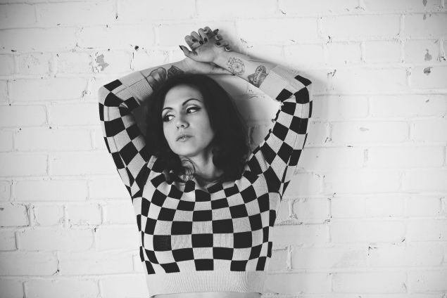 "Nina Diaz Premieres ""Rebirth"" w/ ELLE + Nat'l Tour + Debut Solo LP Drops 10/28 on Cosmica ArtistsWithGuitars"