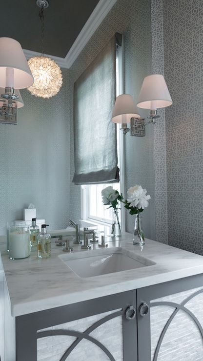 1000 Images About Powder Room Ideas On Pinterest