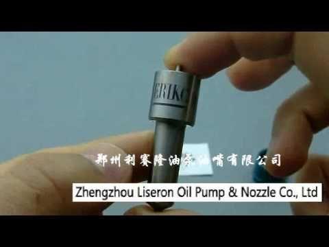 Isuzu 4HK1 6HK1 Injector Nozzle DLLA158P984 for Laboratorio Diesel Common Rail