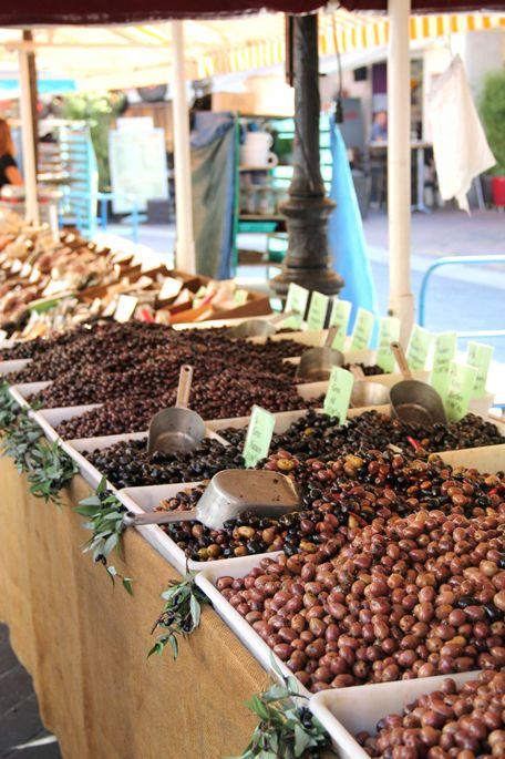 Cours Saleya - Nice, France 10 Best Street Markets