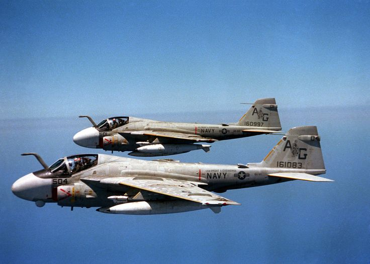Intruder - American, twin jet-engine, mid-wing all-weather attack aircraft built by Grumman Aerospace. In service with the U. Navy and U. Marine Corps ...