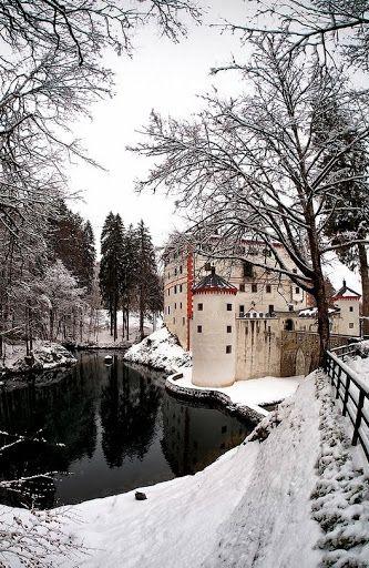 Castle Sneznik - Slovenija