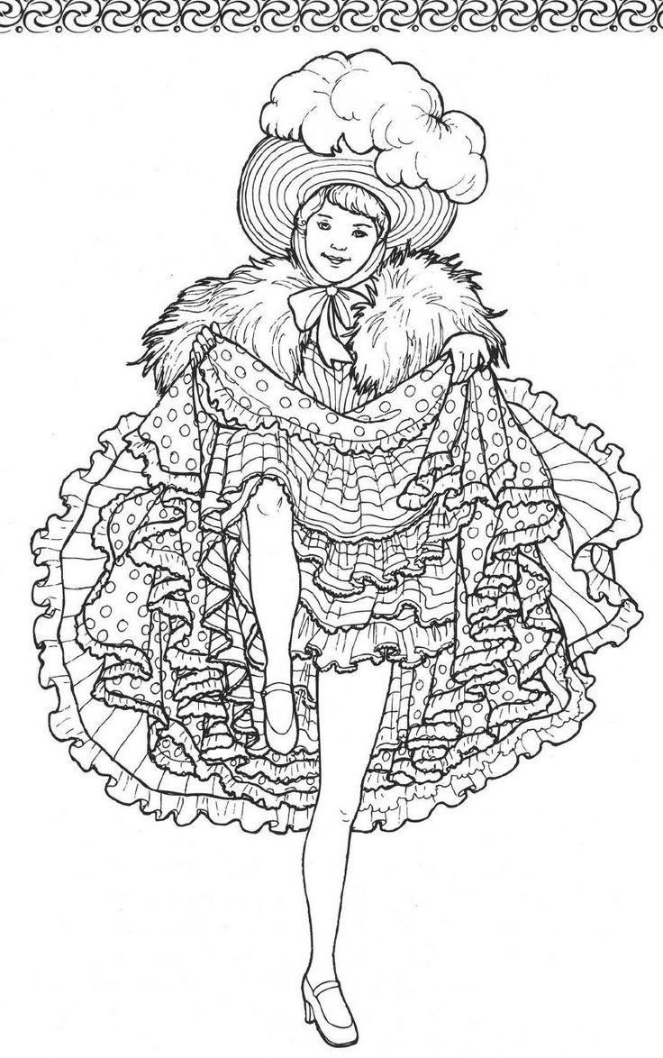 69 best Folies de Bergere Moulin Rouge images on Pinterest