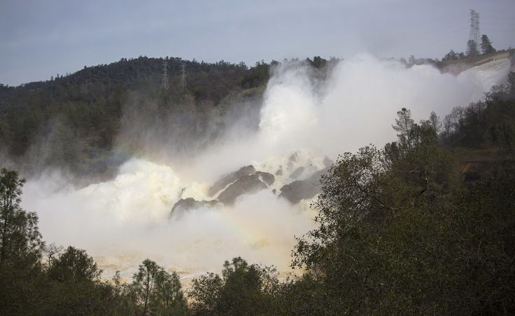 It's not just Oroville: Record rain is straining California's whole flood control network - LA Times