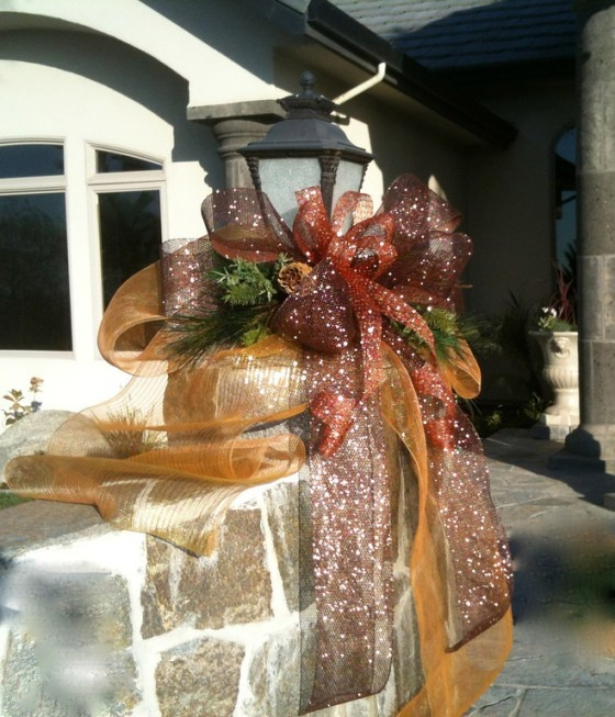 Best christmas home decorating jobs images on pinterest
