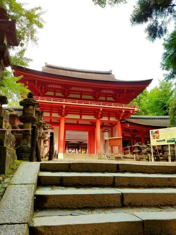Kasuga Shrine, Nara. 5 Reasons Why Japan is Great for American Tourists - Have Seat Will Travel