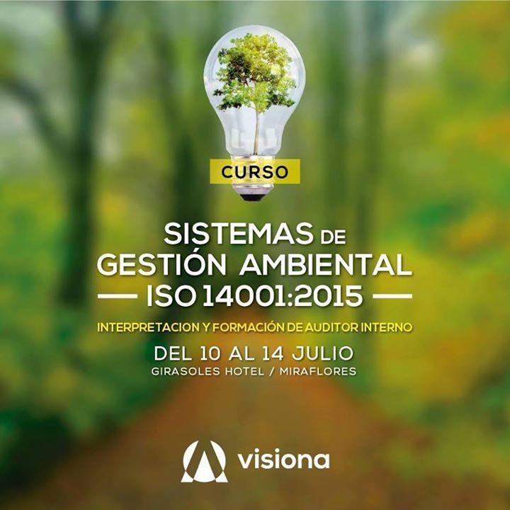 Interpretacin y Formacin de Auditor Interno ISO 140012015