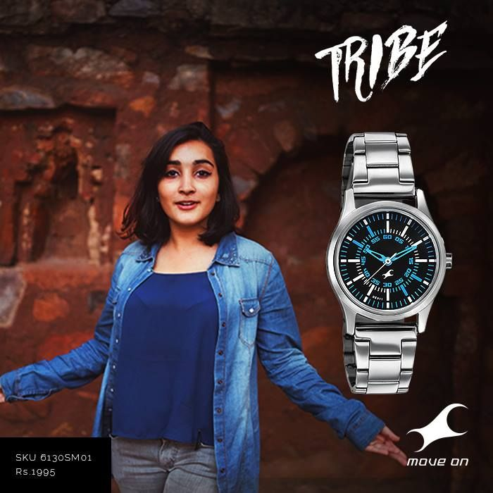 Be the one who keeps the #Tribe together with a piece from our new collection. http://fastrack.in/tribe/sku/6130sm01