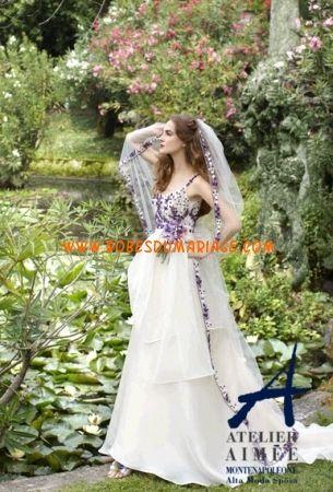 Atelier Aimée Robe de Mariée Style 5 Robe