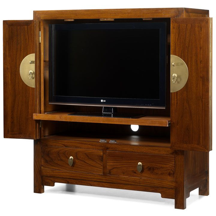 Television Cabinet In Oriental