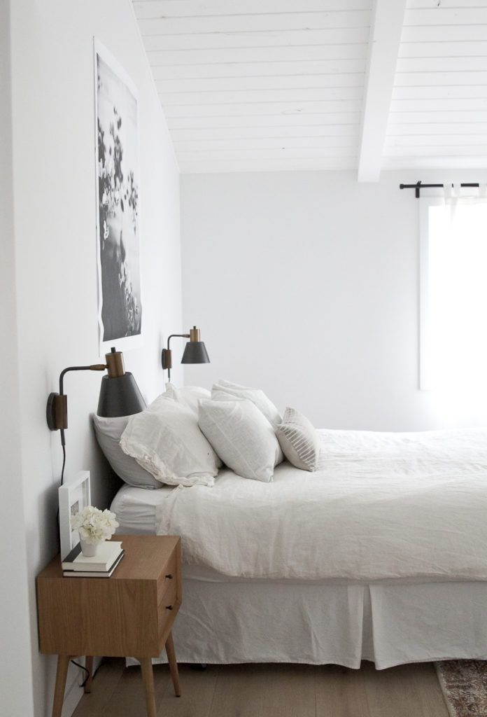 17 Best ideas about Bedroom Sconces on Pinterest  Bedroom wall lamps, Tufted...