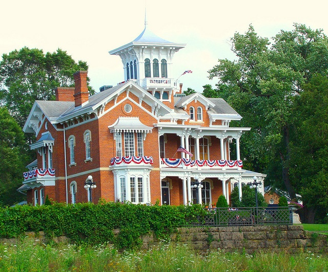 Belvedere mansion galena il