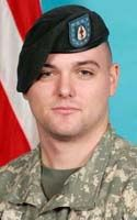 Spc. Michael S. Cote. 1st Battalion, 52nd Aviation Regiment, Task Force 49 of Fort Wainwright, Alaska. SPC Cote was 20 years old and from Denham Springs, Louisiana. He died September 19, 2009 when his Black Hawk helicopter crashed in Balad, Iraq.
