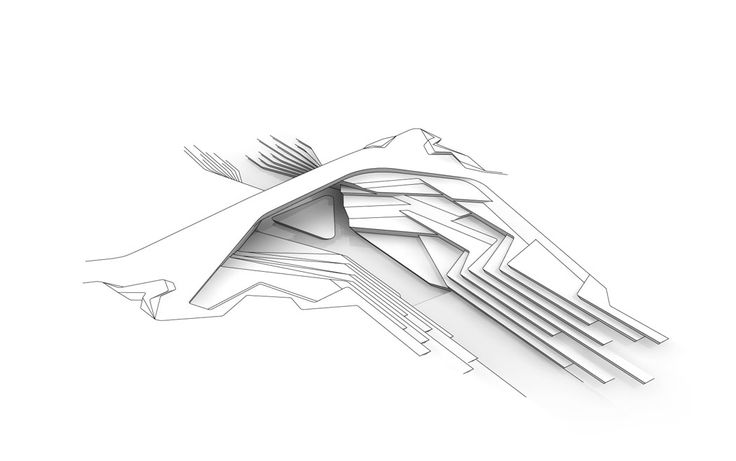 32-enota-promenada-08-river-amphitheatre-scheme « Landscape Architecture Works | Landezine