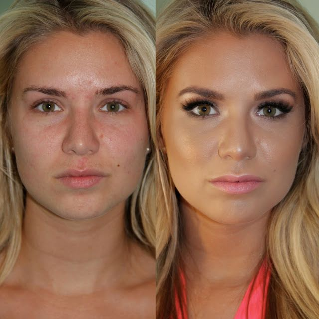 How to get that gorgeous glowing skin without a lot of makeup.