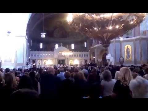Στη γειτονιά των αγγέλων η μικρή Νίκη - Πλήθος κόσμου στην κηδεία της - Θρήνος για την κόρη του Νίκου Νικολόπουλου και της Τασίας Μανωλοπούλου (ΝΕΟΤΕΡΑ) - ΔΕΙΤΕ ΦΩΤΟΓΡΑΦΙΕΣ και ΒΙΝΤΕΟ | tempo24.gr