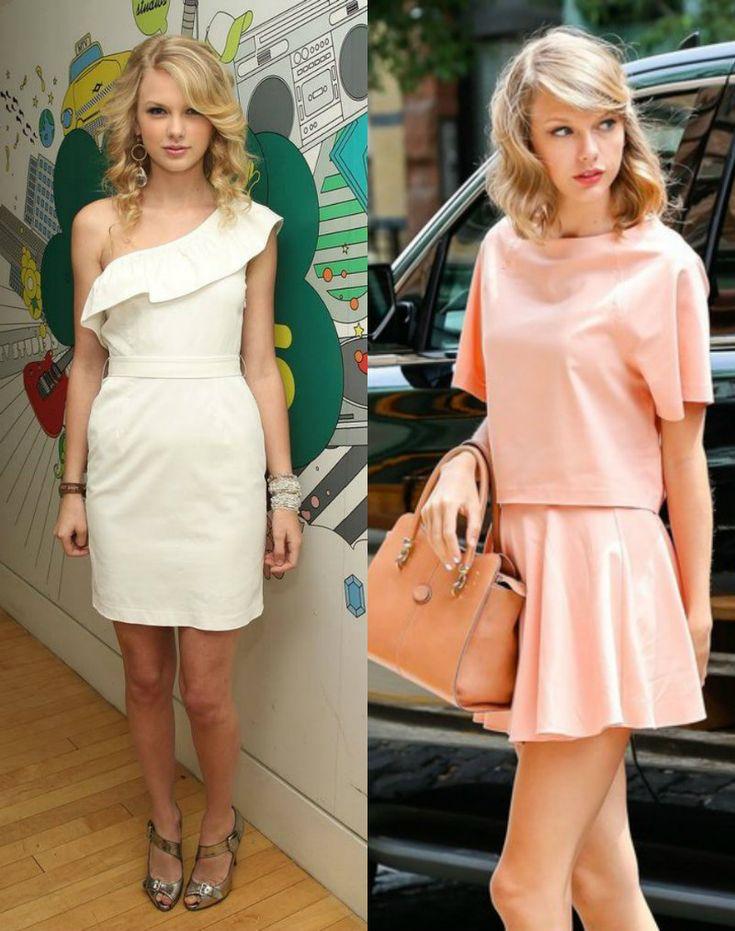 Štylistika - Taylor Swift Nice fashion for all of the springtimes!
