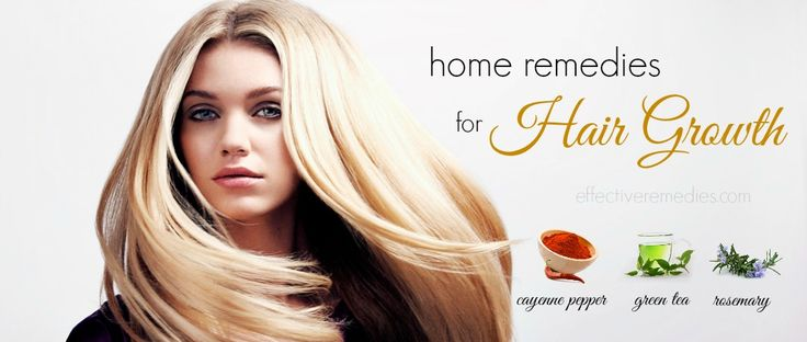 Top 30 Natural Home Remedies For Hair Growth And Strength
