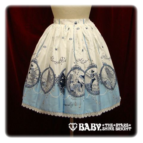 """Skirt, Baby the Stars Shine Bright: """"Melty Mermaid Princess"""". Lovely colours and print."""