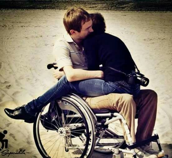 Dating after Spinal Cord Injury - Ed Smith