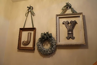 joyHoliday Ideas, 2011 Holiday, Old Frames, Ideas House, High Heels, Christmas Decor, Bachman 2011, Christmas Ideas, Holiday Decor