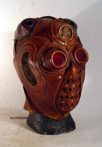 Steampunk Mask - The Robot | Walyo