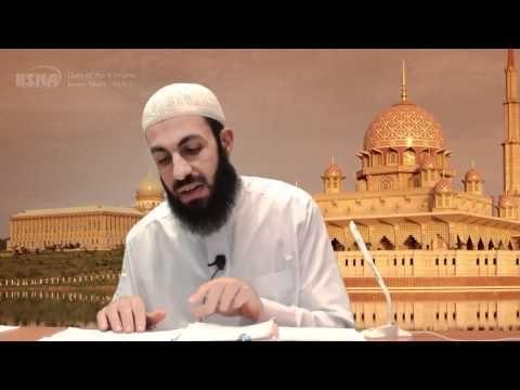 Lives of the 4 Imams: Imam Malik - Part 2 - YouTube