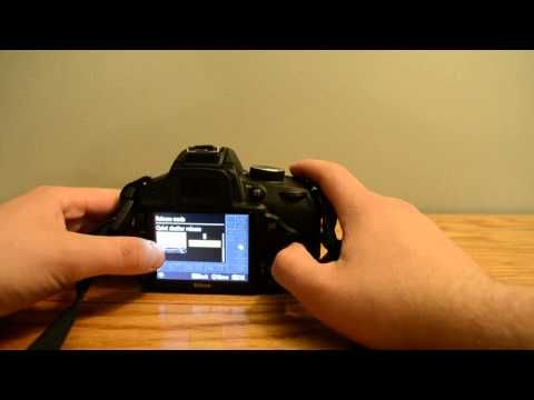 ▶ Nikon D3200 In-depth Tutorial - YouTube. ---> Best I've found so far. Fast pace & gets you away from Auto mode.