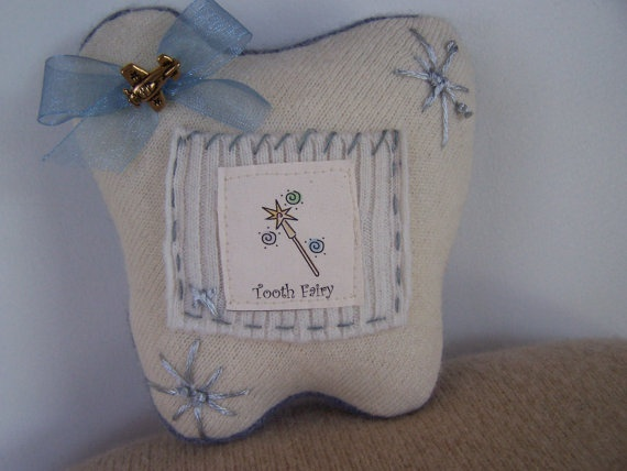 Tooth fairy pillow....
