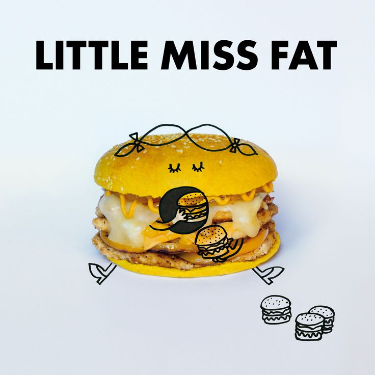Little Miss Fat Burger. fatandfuriousburger