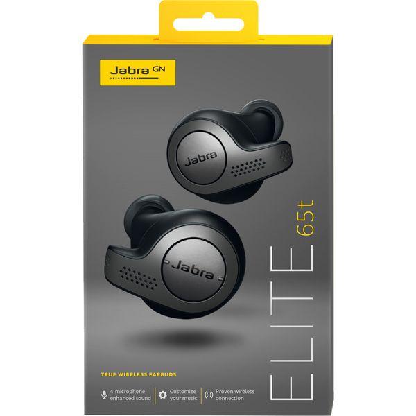 Jabra Evolve 65t Uc Wireless Earbuds Earbuds Bluetooth Earbuds Wireless
