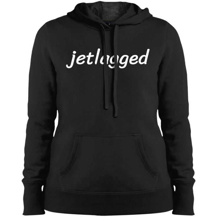 Jetlagged Hoodie from Munkberry. These shirts are great for everyday, travel, hiking, running, yoga, and active wear for women. Great gift idea for women, ladies, girls.