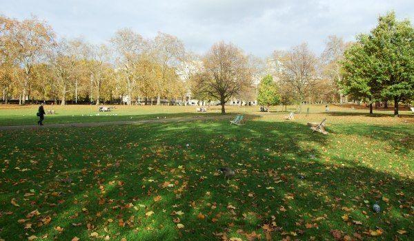 Parcurile regale ale Londrei