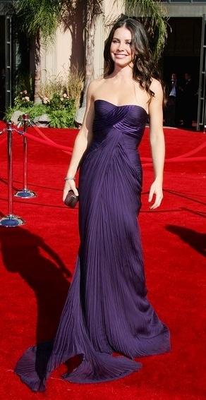 Evangeline Lilly #HauteCouture #RedCarpet