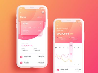 Payment - Mobile App Sample