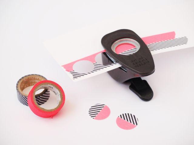 Washi Tape Spots