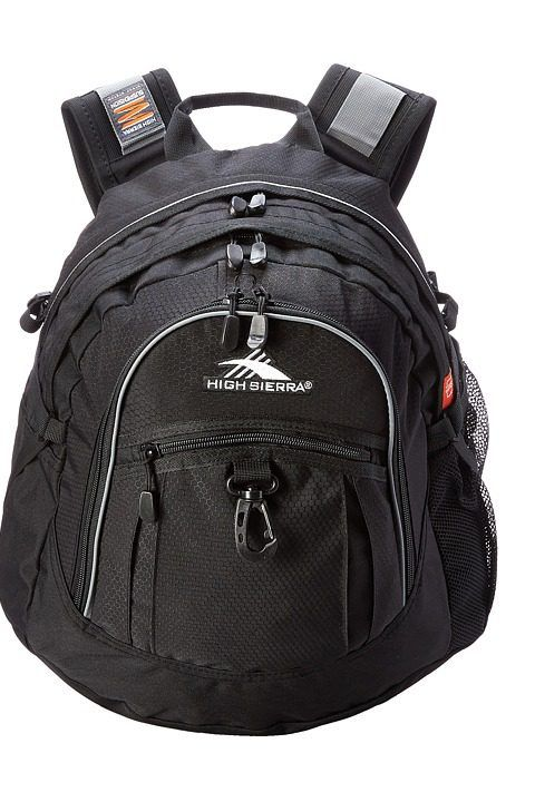 High Sierra Fat Boy Backpack (Black) Backpack Bags - High Sierra, Fat Boy Backpack, 64020-1041, Bags and Luggage Backpack, Backpack, Bag, Bags and Luggage, Gift, - Street Fashion And Style Ideas