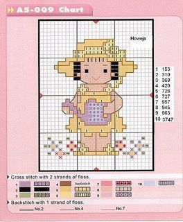 Menininhas para bordar | Ponto Cruz-Cross Stitch-Punto Cruz-十字绣-Punto… …