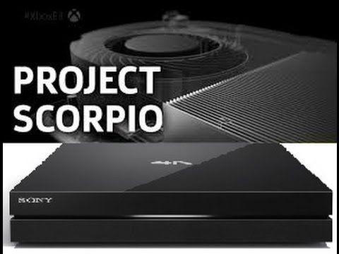HOW XBOX SCORPIO & PS 4K NEO GRAPHICS WILL LOOK LIKE